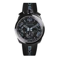 Bomberg Herrenuhr Bolt-68 Chronograph BS45CHPBA.030.3