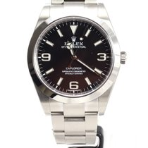 Rolex Oyster Perpetual Explorer I 39mm NEW DIAL 3-6-9 index