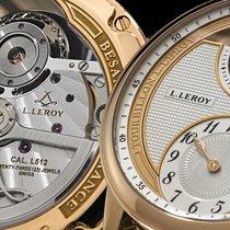 L.Leroy Tourbillon Automatic Regulator Chronometer