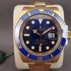 Ρολεξ (Rolex) Rolex Submariner yellow gold 116618LB