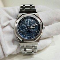 Audemars Piguet Royal Oak Perpetual Calendar Blue Dial Watch