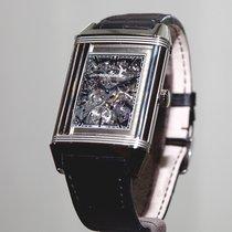 Jaeger-LeCoultre Reverso Répétition Minutes à Rideau - White Gold