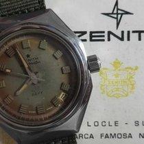 Zenith DEFY AUTOMATIC CAL. 2562PC diver vintage