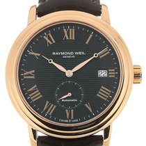 Raymond Weil Maestro 40 Automatic Brown Leather