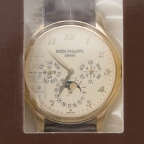 Patek Philippe New  Grand Complications 18 K Yellow Gold White...