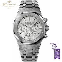Audemars Piguet Royal Oak Chronograph Steel -26320ST.OO.1220ST.02