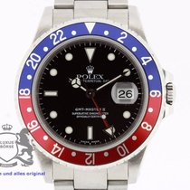 Rolex GMT-Master II Pepsi Box & Papers from 2001
