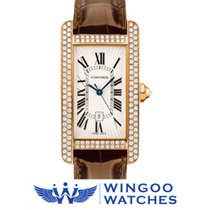 Cartier Tank Americaine Ref. WB704751