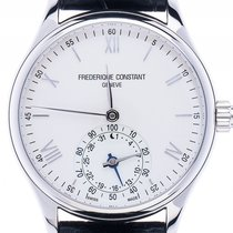 Frederique Constant Horological Smartwatch Herrenuhr Stahl...