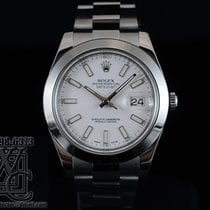 Rolex Datejust II 41MM Steel with White Stick Dial Super Hot