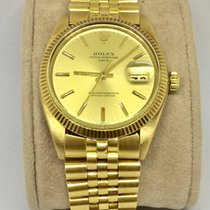 Rolex Oyster Perpetual Date Yellow Gold Ref.1503