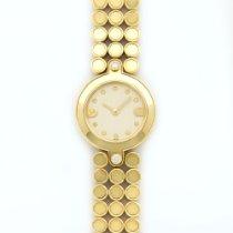 Harry Winston Yellow Gold Premier Diamond Watch
