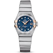 Omega Constellation Co-Axial 27mm 123.20.27.20.53.002