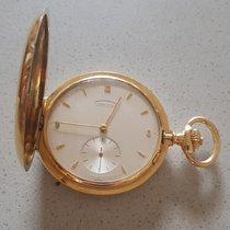 Ulysse Nardin 40.  Locle – 18kt gold pocket watch savonette -...