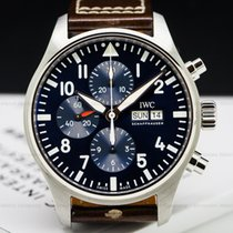 IWC IW377714 IW377714 Pilot Chronograph SS Le Petite Prince...