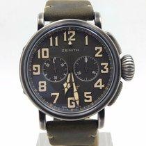 "Zenith Pilot Type 20 ""ton-up"" El Primero Chronograph..."
