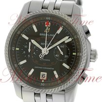 Breitling Bentley Mark VI Chronograph, Brown Dial - Stainless...