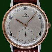 Ωμέγα (Omega) Vintage Jumbo Manual Winding Rose Gold Steel