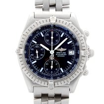 Breitling Stainless Steel Blackbird A13350 Stealth Version...