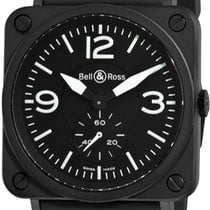Bell & Ross Aviation BRS BRS-MATTE Ceramic BRS-MATTE