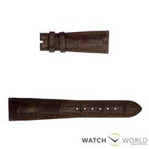 Patek Philippe 21mm dark brown strap