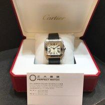 Cartier W20106X8 Santos 100