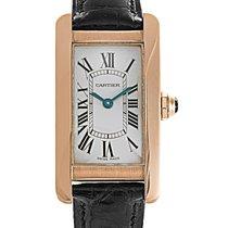 Cartier Watch Tank Americaine W2607456