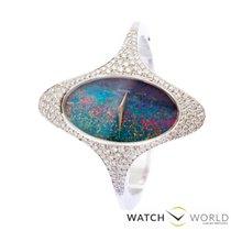 Chopard Tigers Eye Opal dial Bracelet Diamond watch