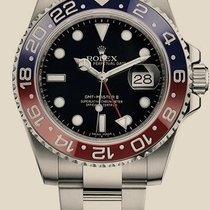 Rolex GMT-Master II 40mm White Gold