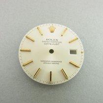 Rolex Datejust 36 Mm Zifferblatt Champagner Gold Stick Dial...