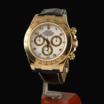 Rolex Oyster Perpetual Cosmograph Daytona Yellow Gold
