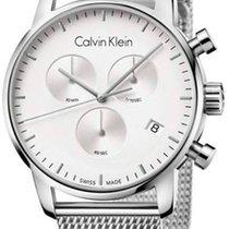 ck Calvin Klein city Herren Chronograph K2G27126