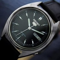 Seiko 5 Rare Automatic 1970s Stainless Steel Sports Japanese...