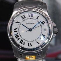 Cartier Santos Ronde 33mm Automatic Ref : 1920.1 (mint)