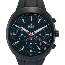 Rado D Star Limited Edition Ceramic Chronograph Men's Watch –...