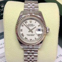 Rolex Datejust 26 179174 - Serviced By Rolex
