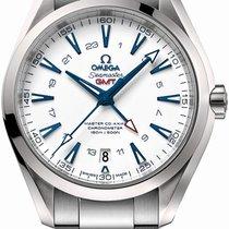 Omega Seamaster  Aqua Terra 150M Omega Master Co-Axial GMT 43 mm