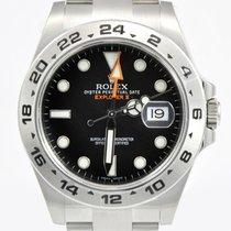 Rolex Explorer II REF 216570 Black DIAL