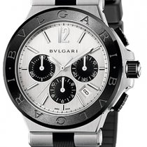 宝格丽 (Bulgari) Diagono Chronograph 42mm