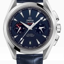 Omega AQUA TERRA 150 M OMEGA CO-AXIAL GMT CHRONOGRAPH 43 MM