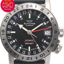 Glycine Airman World Timer