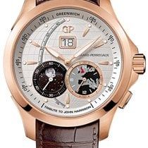 Girard Perregaux Traveller Large Date Moonphases GMT 49655-52-...