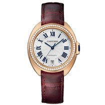 Cartier Cle Automatic Mid-Size Watch Ref WJCL0013