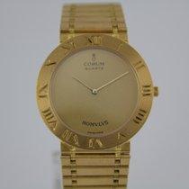 Corum Romvlvs 18k Gold #K2783 1A Zustand mit Papieren