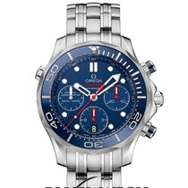 Omega Seamaster Diver 300 M Co-Axial Chronograph 41.5mm