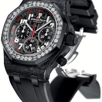Audemars Piguet Royal Oak Offshore Chronograph Lady Carbon