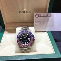 勞力士 (Rolex) 116719BLRO GMT Mater II 40mm Red / Blue