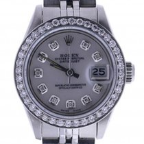 Rolex Datejust Automatic-self-wind Womens Watch 69190 (certifi...