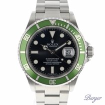 Rolex Submariner Date 16610LV M-Series