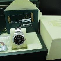 Rolex EXPLORER 1 214270 Stainless Steel Black Dial Full Set